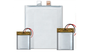 Lithium polymers batteries