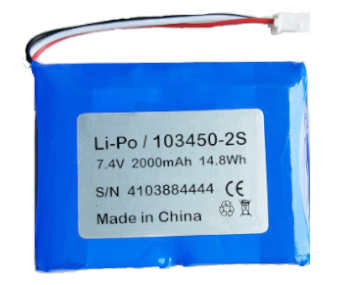 Lithium Polymers Battery Pack