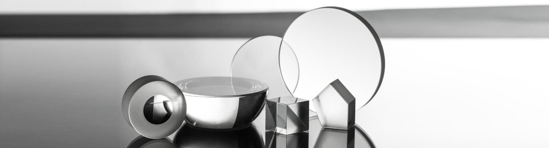 Componenti ottici di precisione